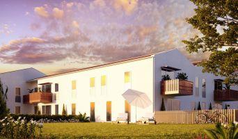 Résidence « Patio Lardenne » programme immobilier neuf en Loi Pinel à Toulouse n°2