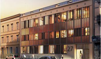 Photo du Résidence « Patio Roquelaine » programme immobilier à rénover en Loi Pinel ancien à Toulouse