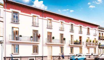 Résidence « Patio Roquelaine » programme immobilier à rénover en Loi Pinel ancien à Toulouse n°2