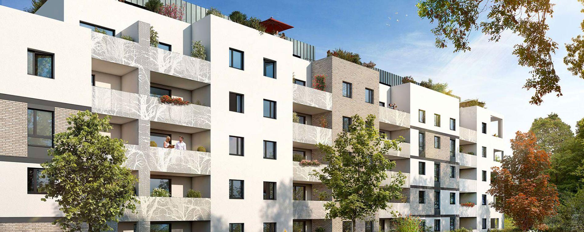 Résidence Pavillon 32 à Toulouse
