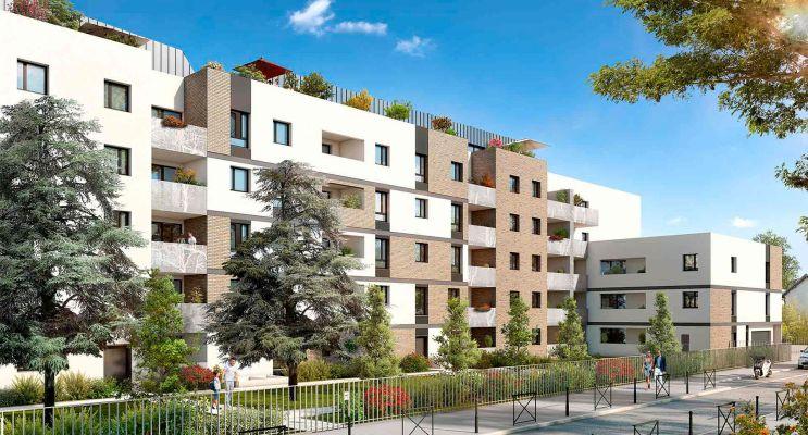 Photo du Résidence « Pavillon 32 » programme immobilier neuf en Loi Pinel à Toulouse