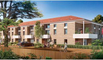 Photo du Résidence « Pavillon Luchet » programme immobilier neuf en Loi Pinel à Toulouse