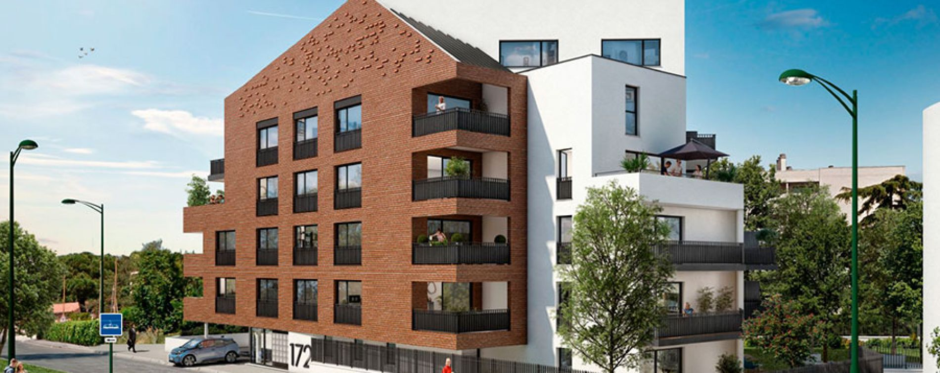 Plaza garonne toulouse programme immobilier neuf n 213005 for Appartement atypique haute garonne