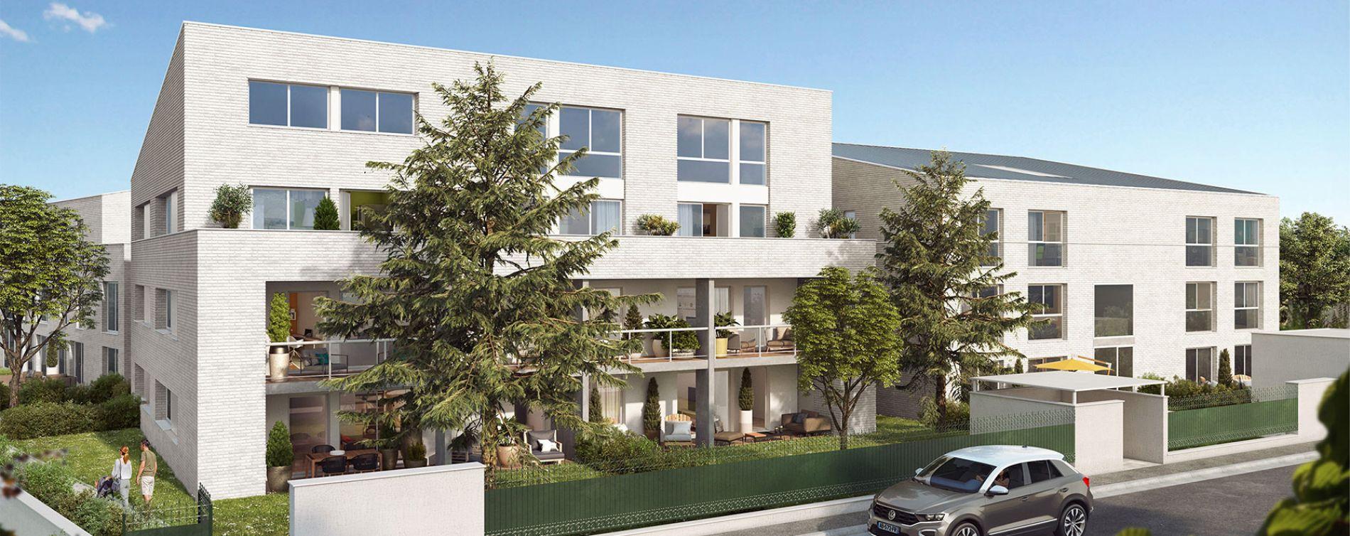 Toulouse : programme immobilier neuve « Prélude » en Loi Pinel