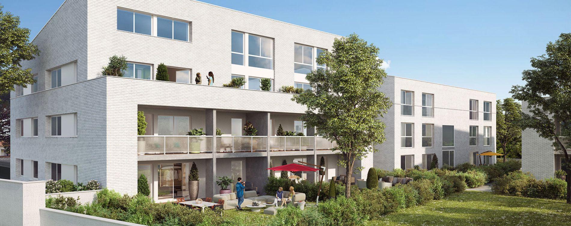 Toulouse : programme immobilier neuve « Prélude » en Loi Pinel (2)