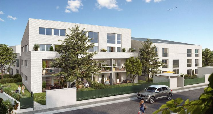 Photo du Résidence « Prélude » programme immobilier neuf en Loi Pinel à Toulouse