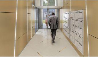 Toulouse programme immobilier neuve « Rive du Parc » en Loi Pinel  (4)