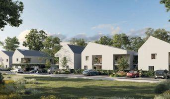 Toulouse : programme immobilier neuf « Skyline 2 » en Loi Pinel