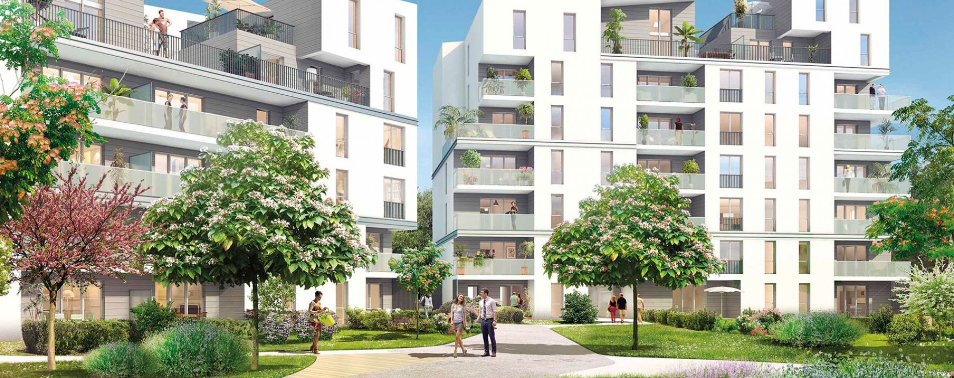Toulouse : programme immobilier neuve « Skyview »