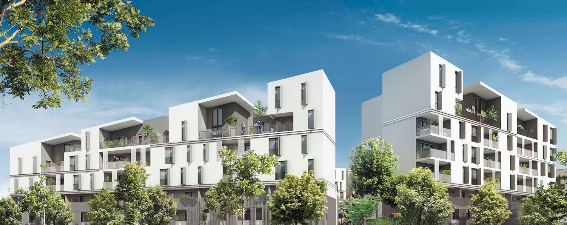 Toulouse : programme immobilier neuve « Skyview » (2)
