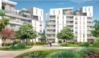Photo du Résidence « Skyview » programme immobilier neuf à Toulouse