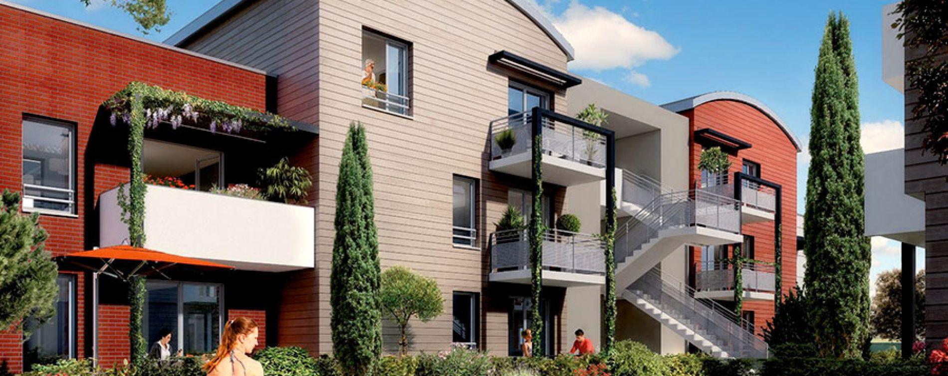 Toulouse : programme immobilier neuve « Soïa »