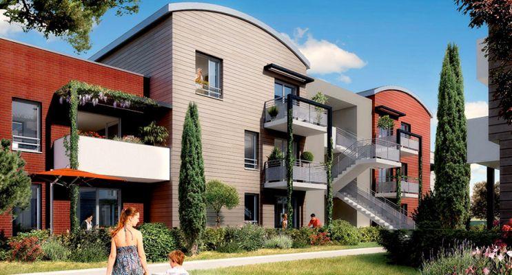 Photo du Résidence « Soïa » programme immobilier neuf en Loi Pinel à Toulouse