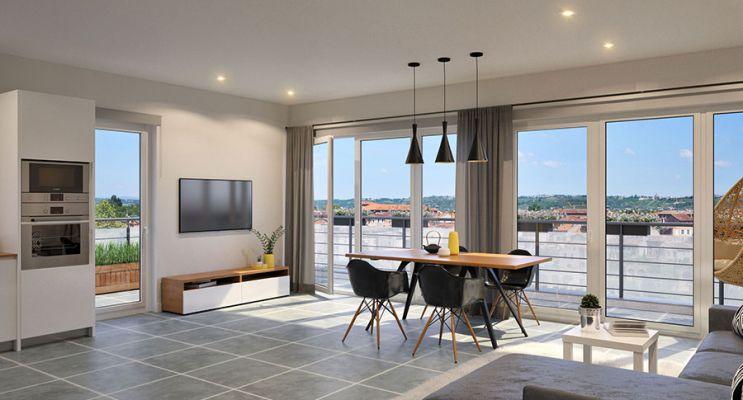Résidence « Symphonie » programme immobilier neuf en Loi Pinel à Toulouse n°3