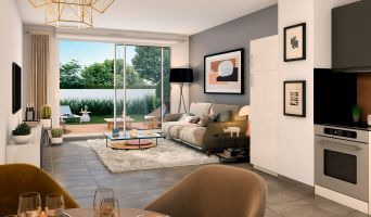Résidence « Tempo Verde » programme immobilier neuf en Loi Pinel à Toulouse n°3