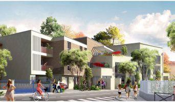 Photo du Résidence « Toulou'Zen » programme immobilier neuf en Loi Pinel à Toulouse