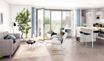 Toulouse programme immobilier neuve « Toulou'Zen » en Loi Pinel  (5)