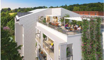 Photo du Résidence « Une Pause en Ville » programme immobilier neuf à Toulouse