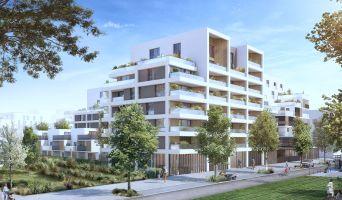 Résidence « Urban Garden » programme immobilier neuf en Loi Pinel à Toulouse n°2