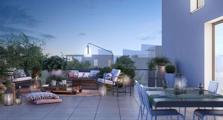 Photo du Résidence « Urban Garden » programme immobilier neuf en Loi Pinel à Toulouse