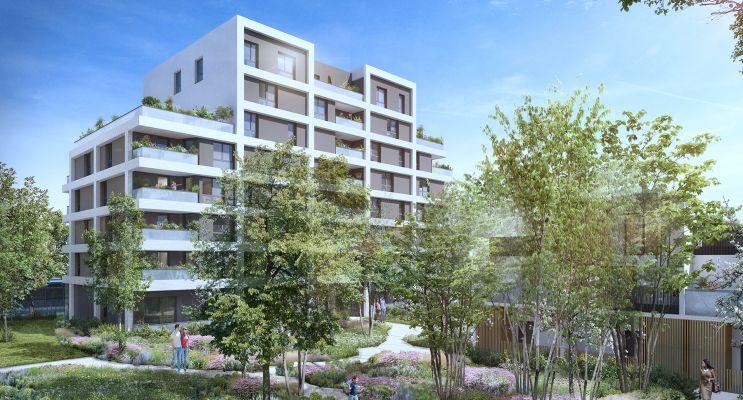 Résidence « Urban Garden » programme immobilier neuf en Loi Pinel à Toulouse n°3