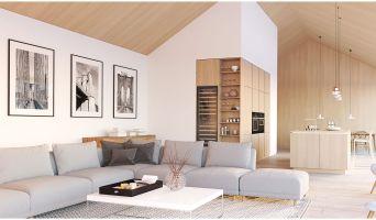 Toulouse programme immobilier neuve « Villa Bonnefoy »  (2)