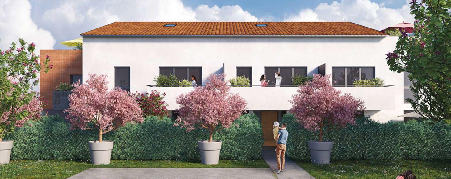 Toulouse : programme immobilier neuve « Villa Celosa » en Loi Pinel (2)