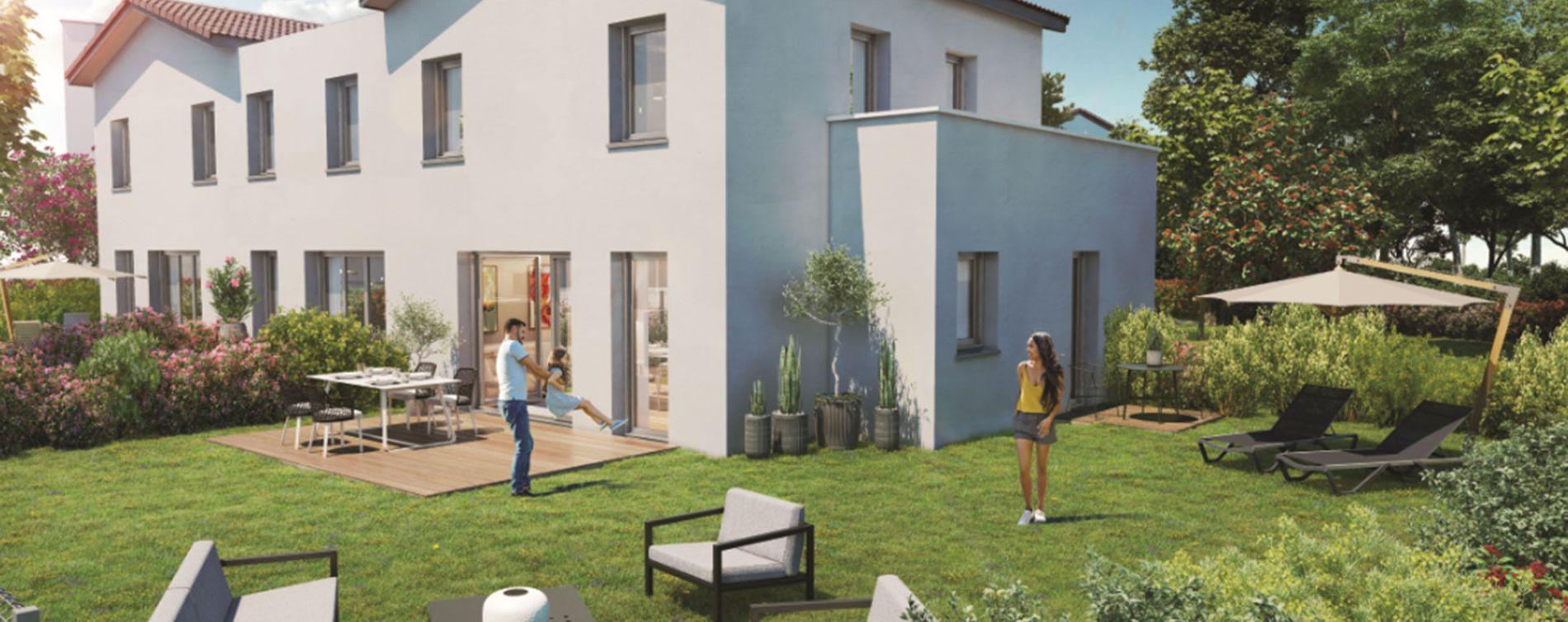 Toulouse : programme immobilier neuve « Villa Mélia » en Loi Pinel (2)