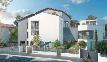 Toulouse : programme immobilier neuf « Villa Mélia » en Loi Pinel