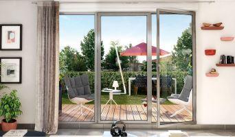 Résidence « Villa Patricia » programme immobilier neuf en Loi Pinel à Toulouse n°3