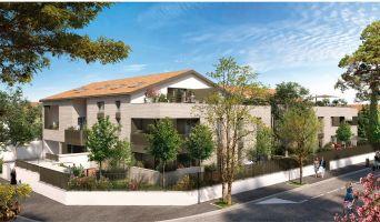 Toulouse : programme immobilier neuf « Villa Roméo » en Loi Pinel