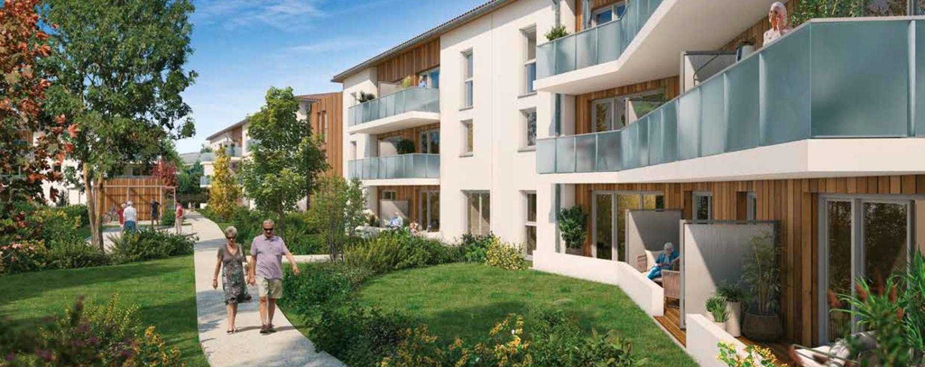 Résidence Villa Serena à Toulouse