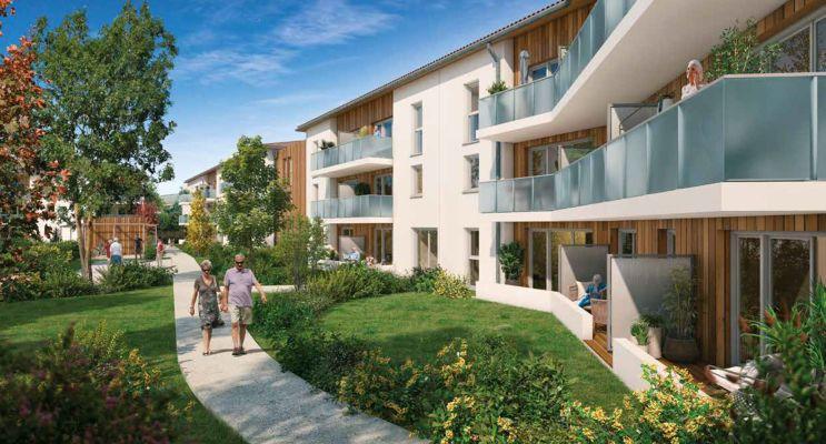 Photo du Résidence « Villa Serena » programme immobilier neuf en Loi Pinel à Toulouse