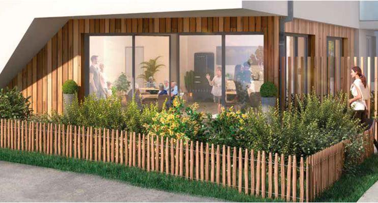 Photo n°2 du Résidence « Villa Serena » programme immobilier neuf en Loi Pinel à Toulouse