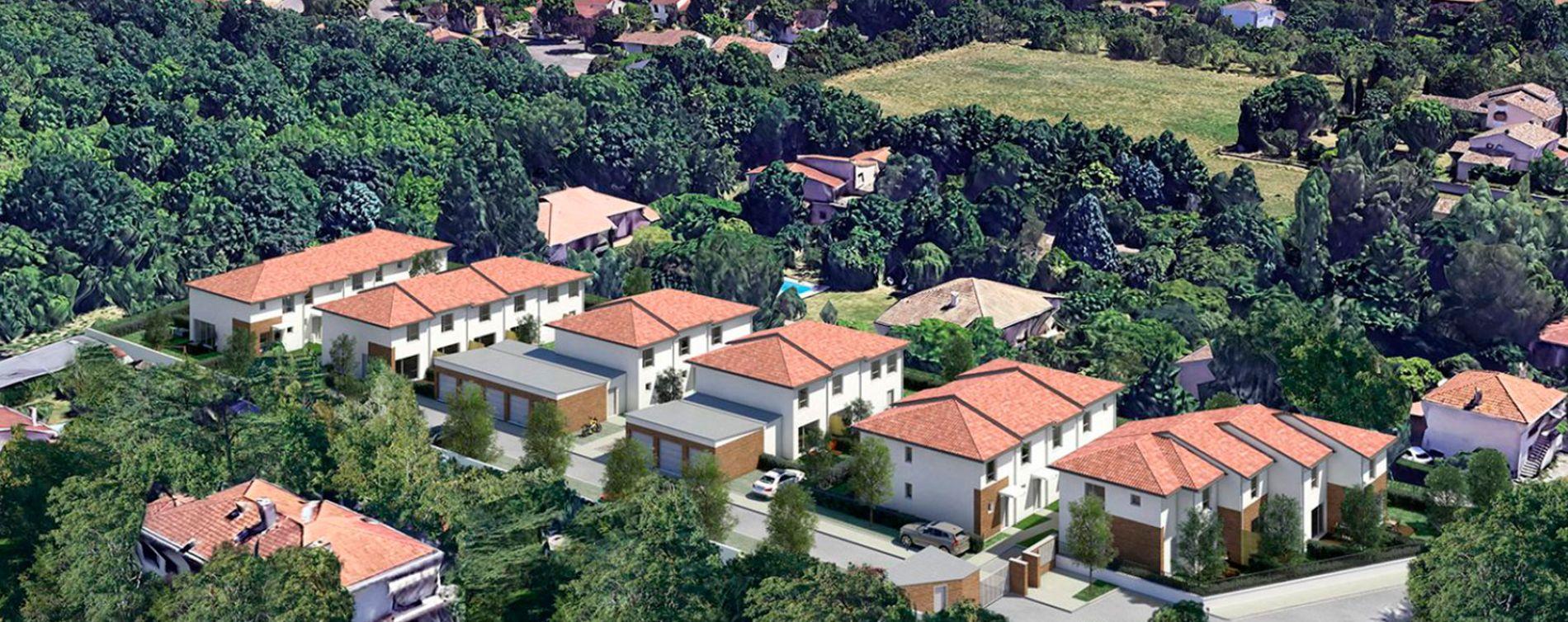 Résidence Villas des Carmes à Toulouse