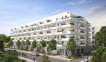 Toulouse programme immobilier neuve « Vivre Ensemble » en Loi Pinel  (2)