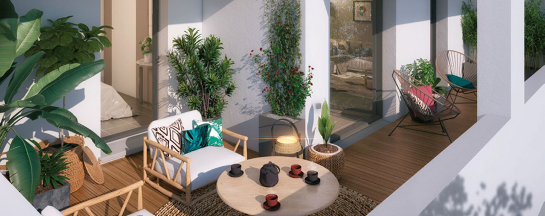 Toulouse : programme immobilier neuve « West Side » en Loi Pinel