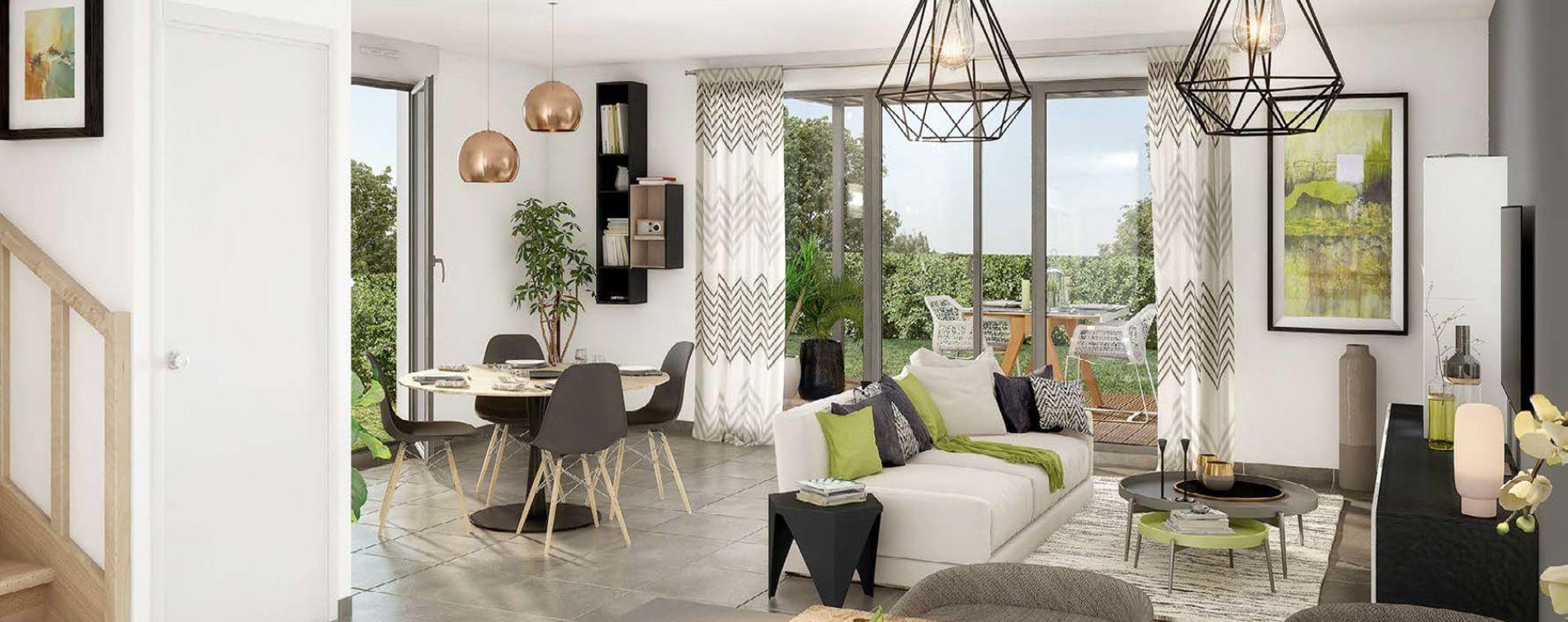 Tournefeuille : programme immobilier neuve « Domaine de Fages » (3)