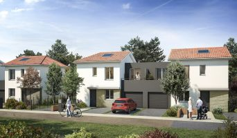 Tournefeuille : programme immobilier neuf « Domaine de Fages »