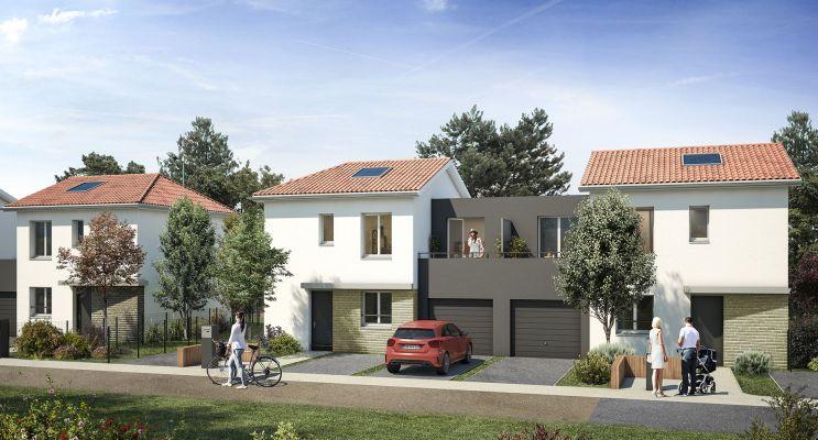 Tournefeuille programme immobilier neuf « Domaine de Fages »