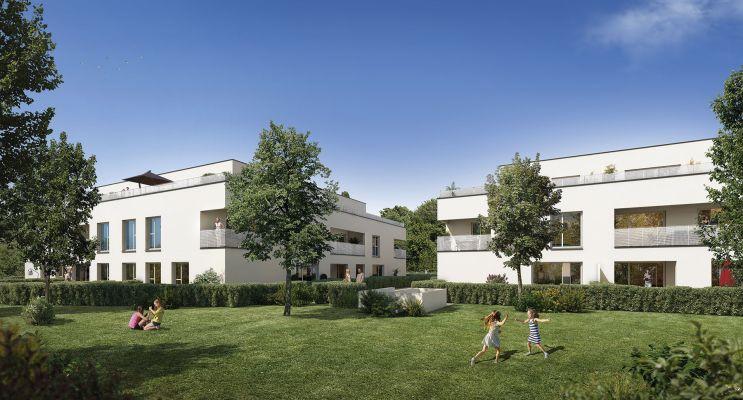 Photo du Résidence « Le Floréal » programme immobilier neuf en Loi Pinel à Tournefeuille