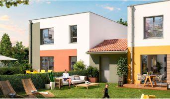 Photo du Résidence « Les Terrasses du Lac » programme immobilier neuf en Loi Pinel à Tournefeuille