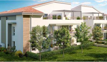 Résidence « Les Terrasses Du Lac » programme immobilier neuf en Loi Pinel à Tournefeuille n°2