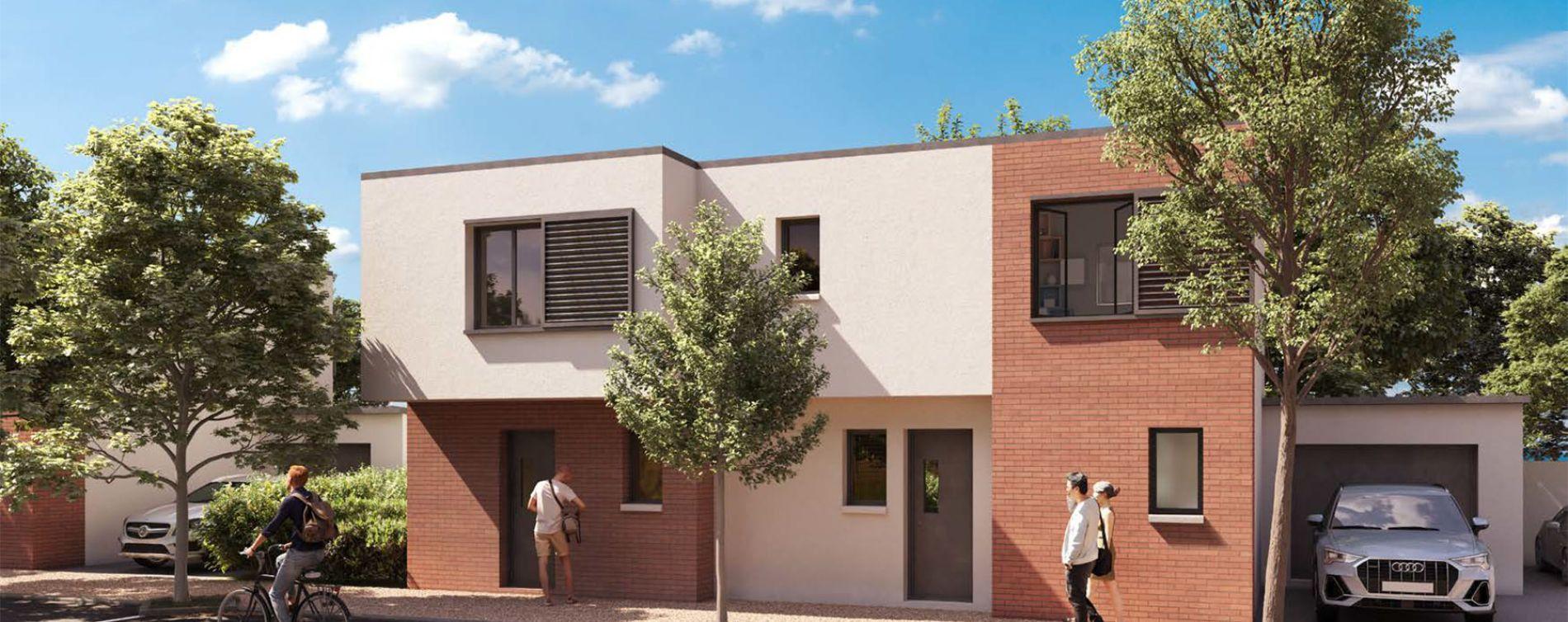Tournefeuille : programme immobilier neuve « Lumina »