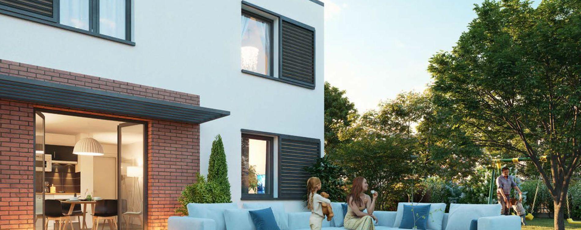 Tournefeuille : programme immobilier neuve « Lumina » (2)