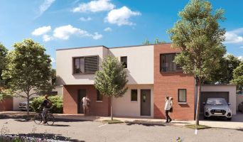 Photo du Résidence « Lumina » programme immobilier neuf à Tournefeuille