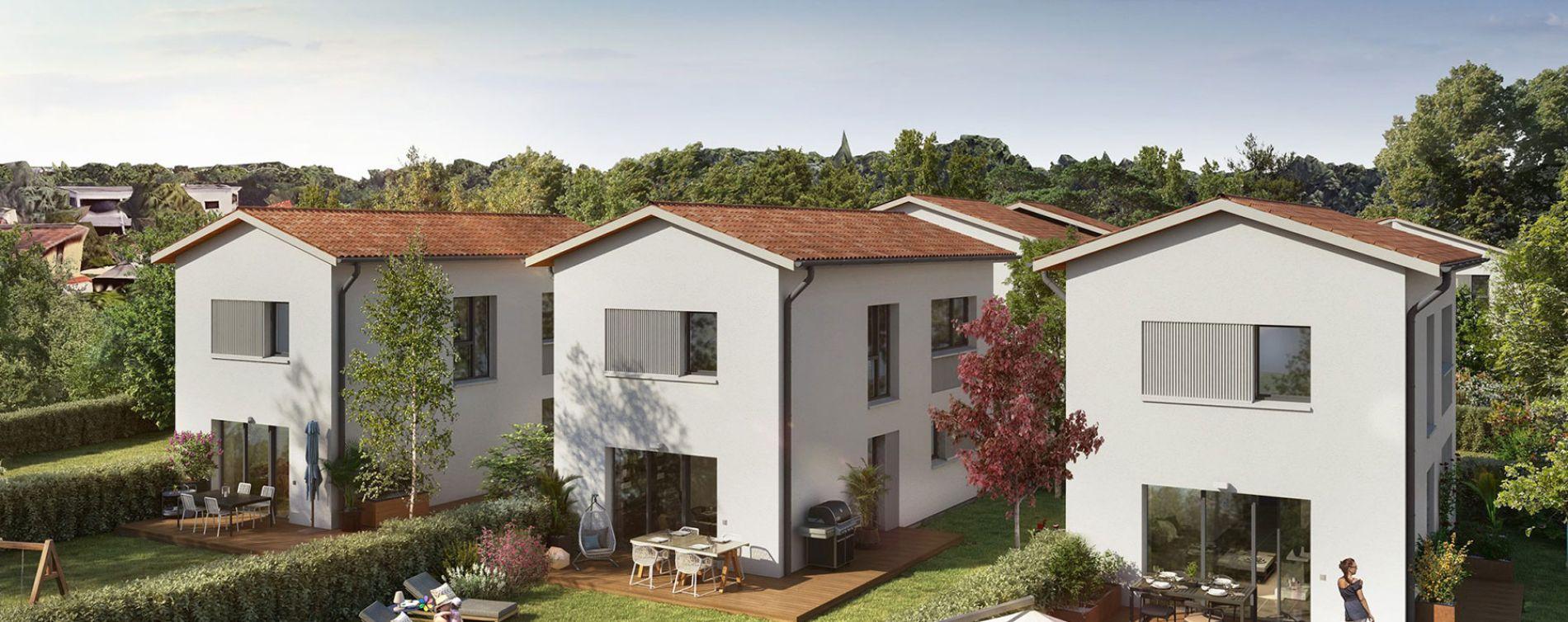 Tournefeuille : programme immobilier neuve « Peaks » en Loi Pinel (2)