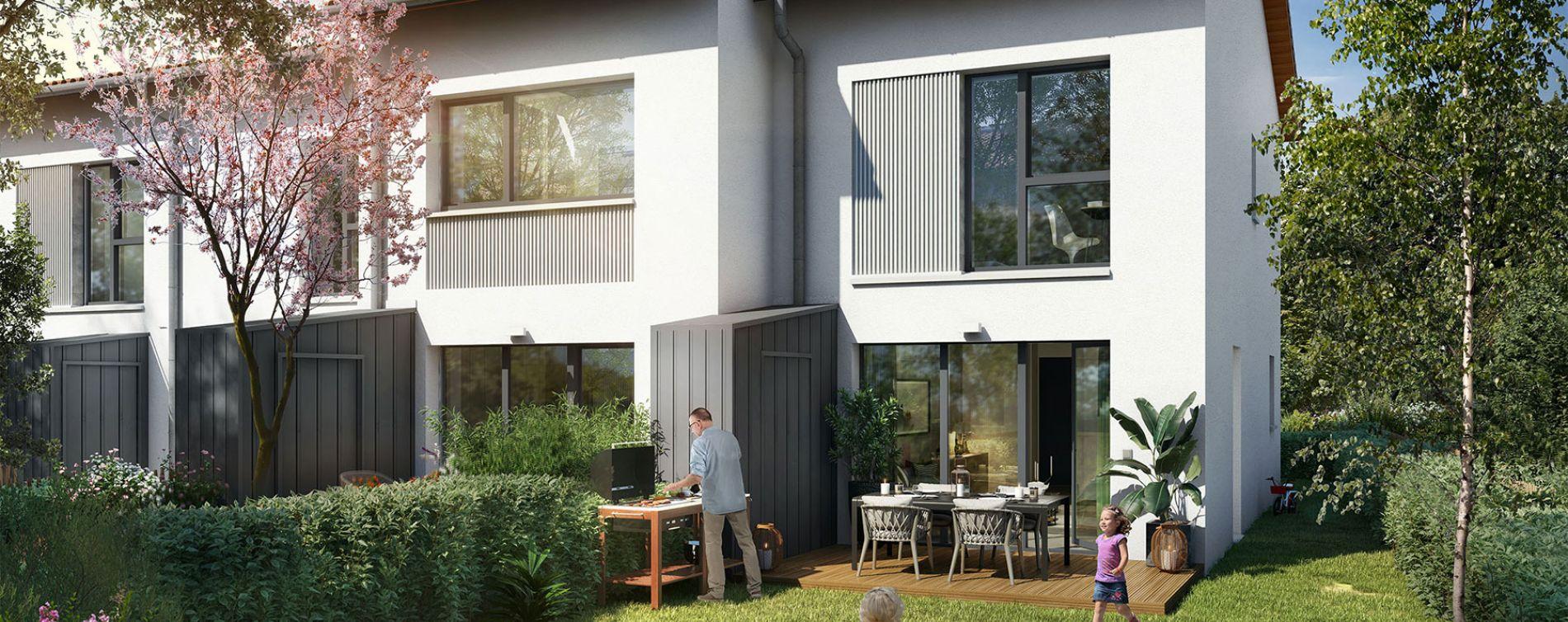 Tournefeuille : programme immobilier neuve « Peaks » en Loi Pinel (3)