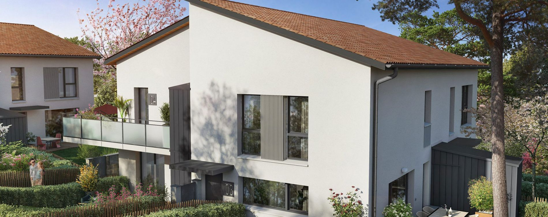 Tournefeuille : programme immobilier neuve « Peaks » en Loi Pinel (4)