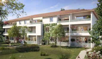 Villeneuve-Tolosane : programme immobilier neuf « Broceliande » en Loi Pinel